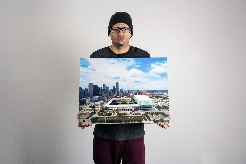 Minute Maid Park - Canvas Print