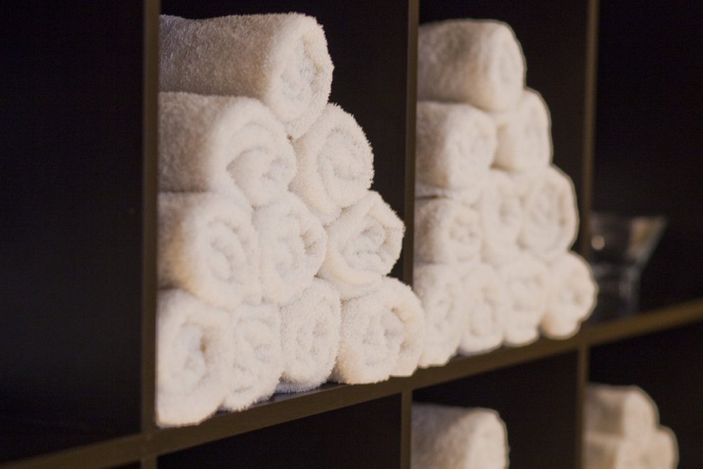 BAO Foot Spa Towel Service