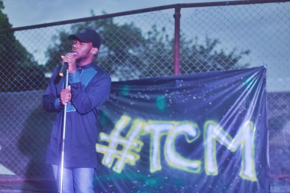 Performing at #TCMFestival in Abuja late July this year