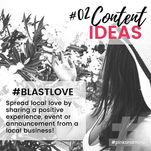 Edition 2: Content Ideas for your small business! Sharing is caring and there's no better way than to share the content from a local business that you love! Sharing a positive experience, or even just an exciting announcement is a great way to show your appreciation and spread positive karma! ♥️ • • • • • • . . . . .  #smallbusinessowner #boutiqueshopping #localyyc #shoplocal #supportlocal #localbusiness  #localartist #locallove #farmersmarket #localboutique #smallbusinesstips #smallbiz #boutiquebusiness #startuplife #businesstip #socialmediatips #pragency #studentbusiness #sidehustle #smallbusinesstip #instagramtips #newbusiness #supportlocal #smallbusinesslove #solopreneur #creativepreneur #digitalnomad #yycliving #blogto #viaawesome