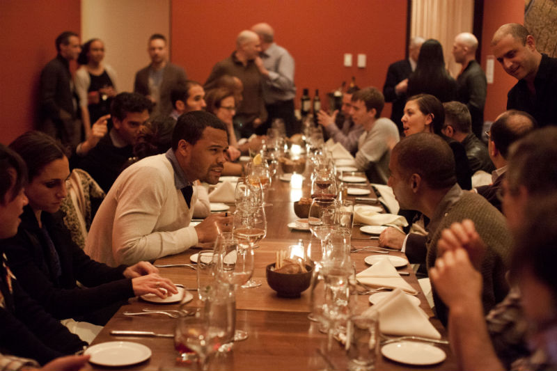 LDV Entrepreneur Dinner © Ron Haviv