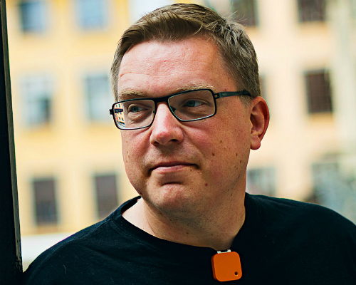 Martin Källström Narrative CEO & Co-Founder Stockholm, Sweden