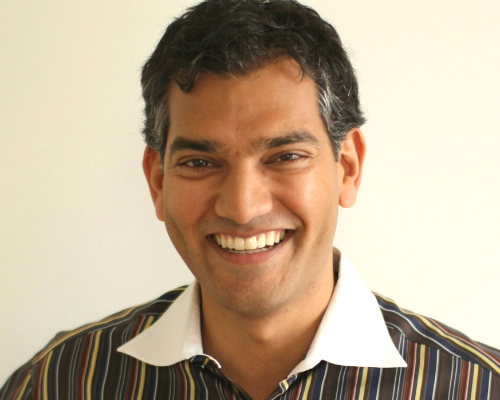 Vivek Sharma Movable Ink Founder & CEO NYC, U.S.