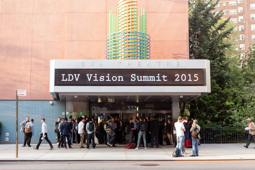 Networking Break ©Robert Wright/LDV Vision Summit