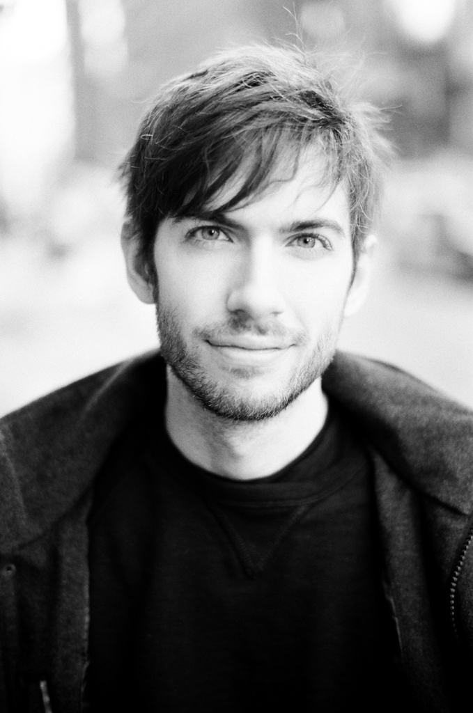 David Karp: Leica MP, Leica 50mm Summilux, Kodak Tri-X 400 ©Bijan Sabet