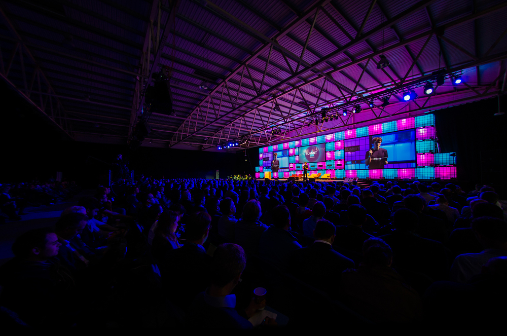 Web Summit in Dublin. ©Dan Taylor/Heisenberg Media