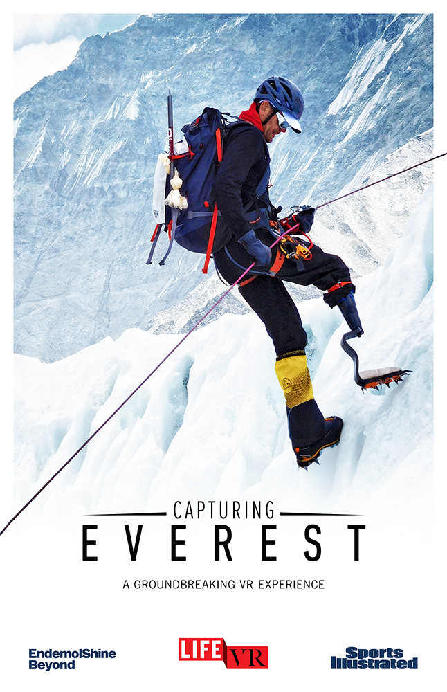 Capturing Everest © LIFE VR & Sports Illustrated