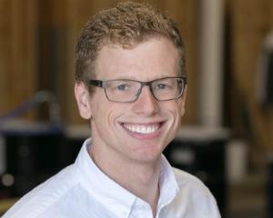 Zach Barasz BMW i Ventures Partner San Fransico, CA, US