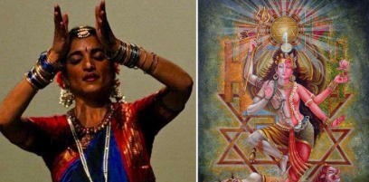 Siva Shakti Spring Ritual: Opening to Yoga Natyam Wednesday 7th March, 6.30pm - 8.30pm   Relax into dynamic asana, drawn from the Indian classical dance form of  bharata natyam  Articulate with  mudra  work Recalibrate through  pranayaam  Celebrate with  kirtan  Seal your intention with  meditation .   Tickets Here