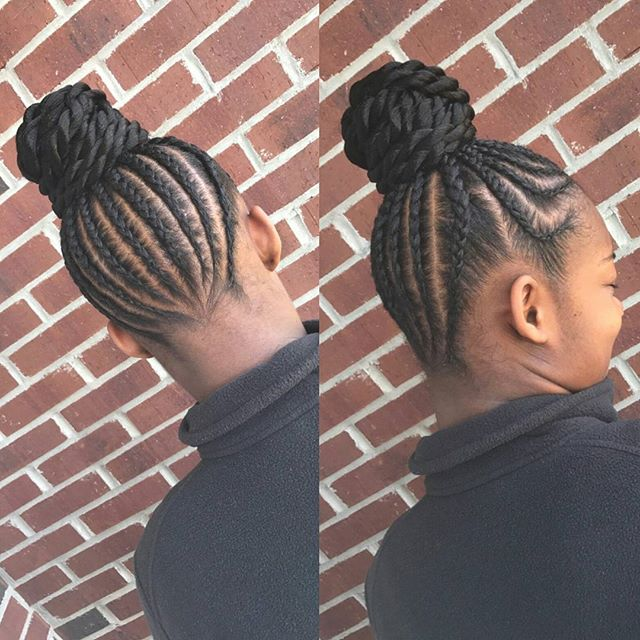 #ProtectiveStyle perfection by @denisenicoleartistry 😍 || BOOKING: 803-452-0225 or www.styleseat.com/DeniseNicole