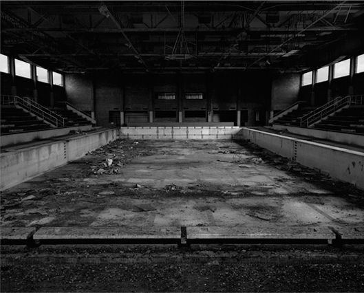 Olympic Pool   archival pigmented print