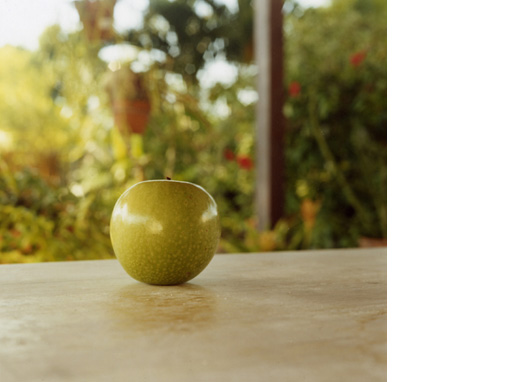 Untitled, 2008   (apple)  C-print