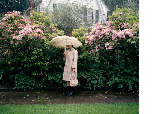 Still Standing, 2004   from the series Wanderlust