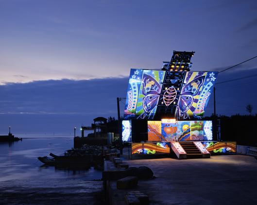 Miaoli County, Taiwan 2010  Stage 7, Edition 6/6 image size 60 x 75 cm Lightjet C Print