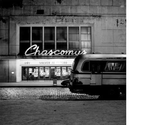Cine de Chascomus, 1986  20 x 20 inches Archival pigment print Edition 10