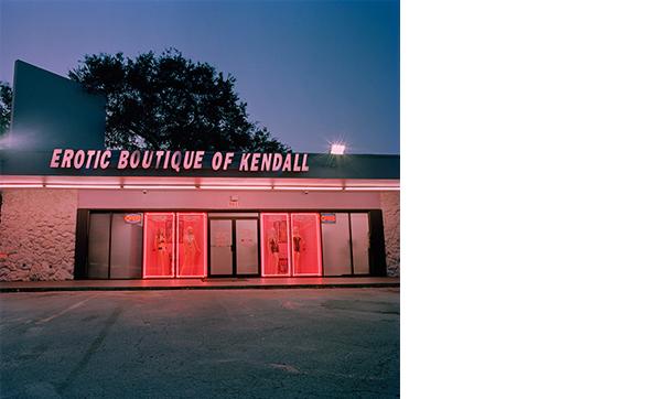 IVAN SANTIAGO  Kendall, 2014  12 x 12 Digital C-print
