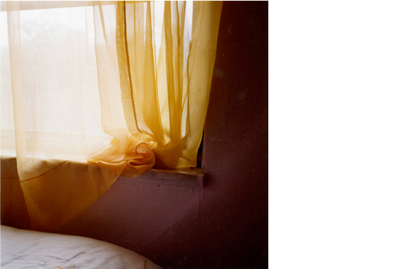 Untitled (curtain), 2013   C-print