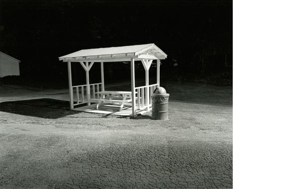 BILL MAGUIRE  Aberdeen, Ohio, 1997  Gelatin silver print