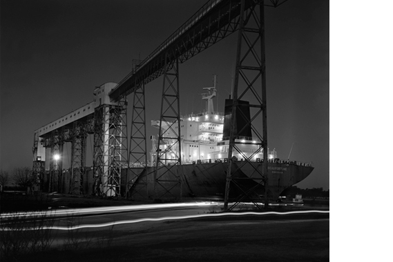 ROBERTO RIVERTI  Puerto San Pedro, 1986   Archival pigment print on cotton paper