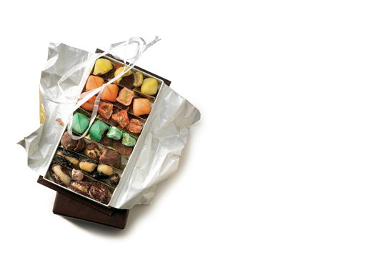 Candy Tray Series   Fouquet, Paris, 2003  20 x 16 inches  Pigment print, Edition 15/15