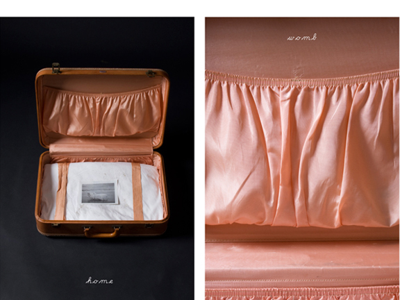 Home / Womb, 2010   20 x 28 inches  Archival pigment prints, 2/5