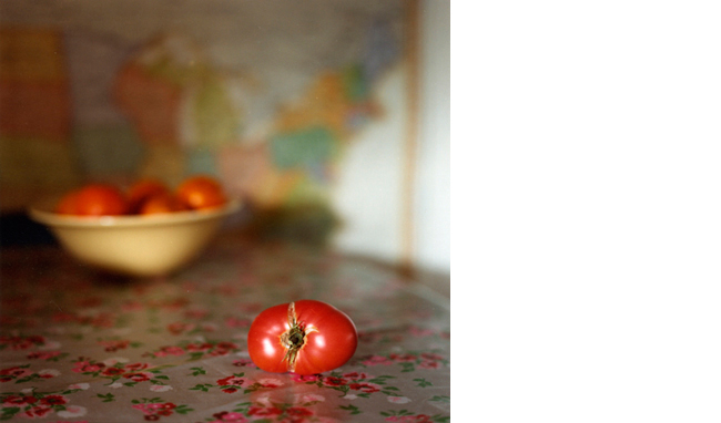 Untitled (tomato), 2010   C-print Edition 6