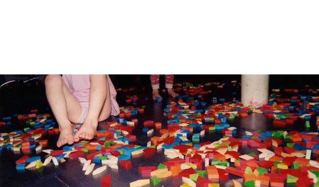 Untitled (blocks), 2010  C-print Edition 6