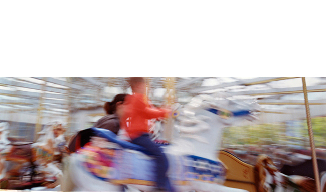 Untitled (carousel), 2010   C-print Edition 6