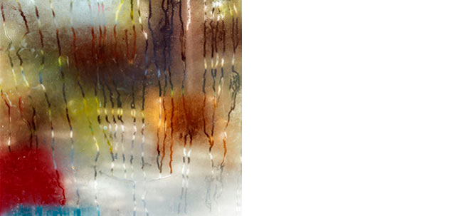 PEGGY LEVISON NOLAN  Untitled (sliding glass door), 2009   24 x 24 inches (unframed)  C-print Edition 3