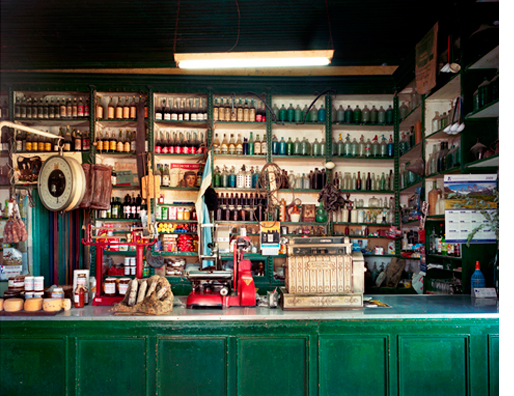Sol de Mayo General Store   2009  20 x 25 inches  Archival pigment print