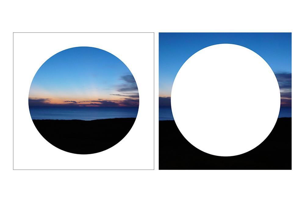 Universus #2 & #3, 2013      Archival Pigmented Print 20 x 20 inches