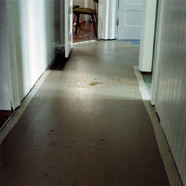 Untitled  (hallway) C-print