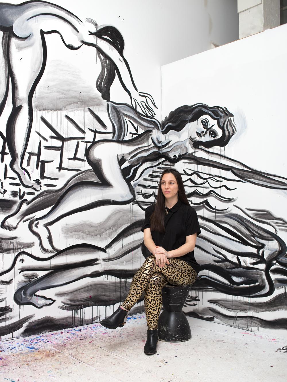Artist-Mira Dancy