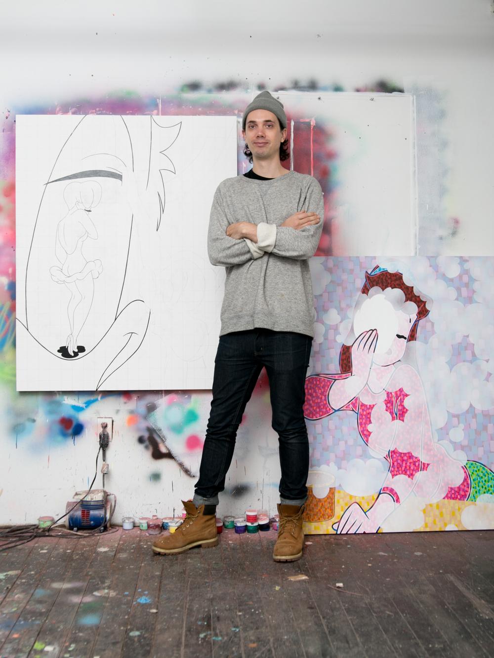 Artist-Michael Dotson