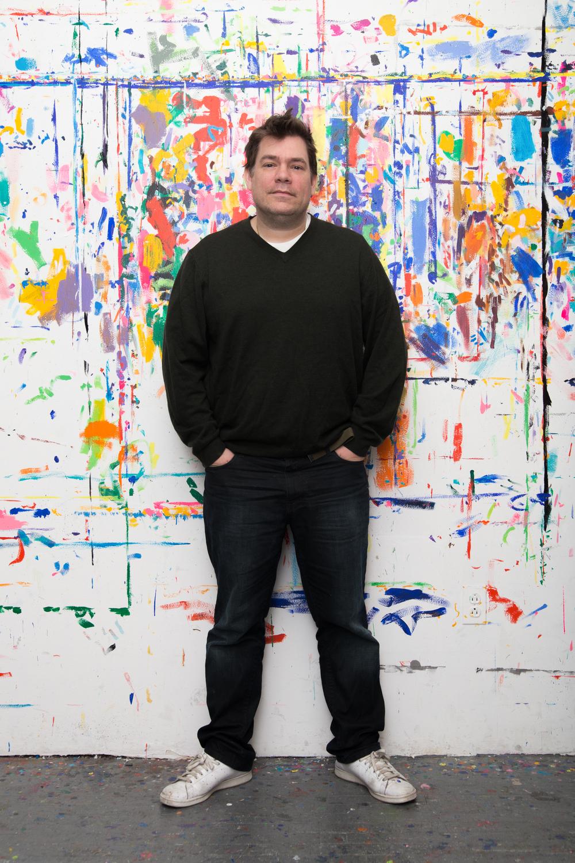 Artist-Todd James