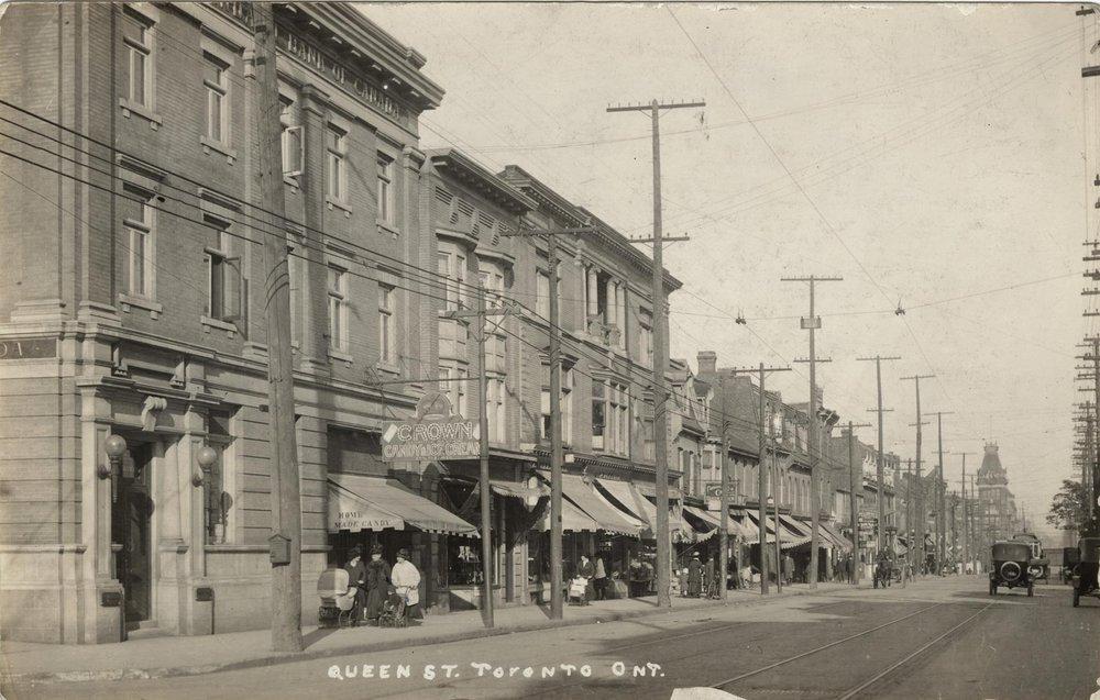 1346 Queen St W 1900s.jpg