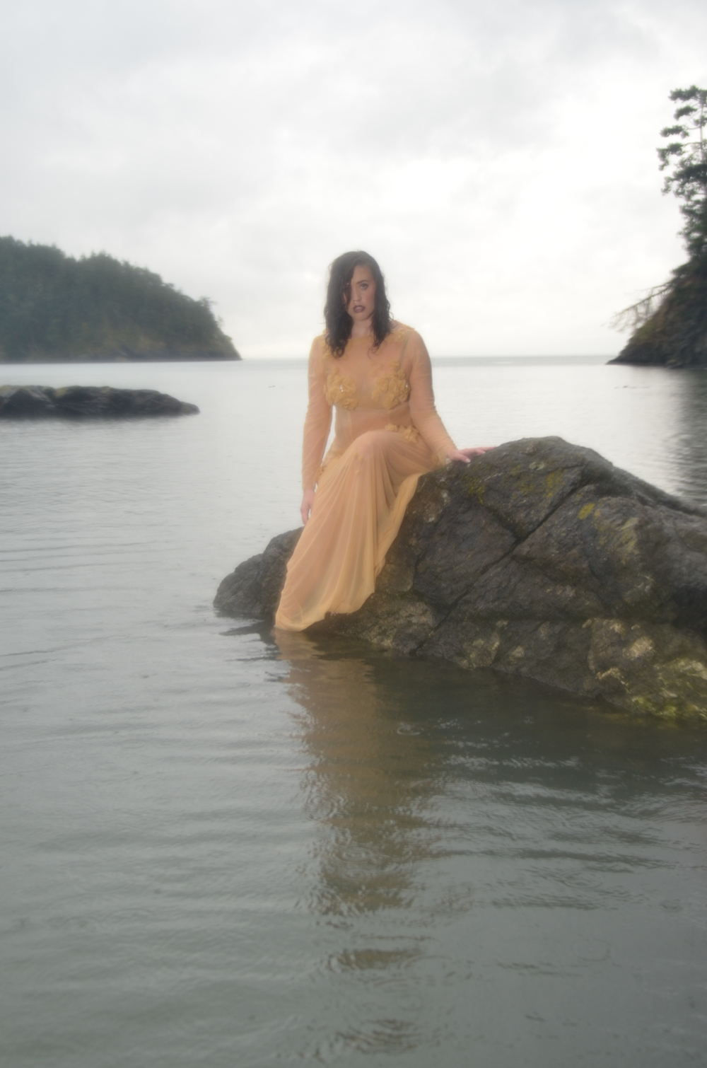 Ms. Grace at Deception Pass