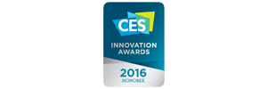 CES Innovation Awards 2016 Helix Cuff