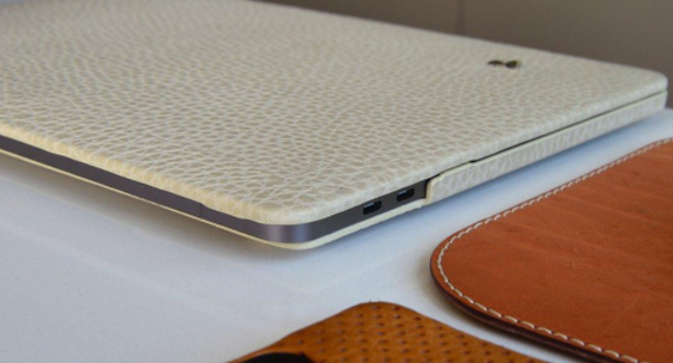 Vaja MacBook Pro Touch Leather Case