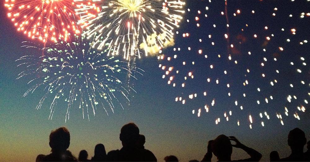 Santa Rosa Fireworks 2018