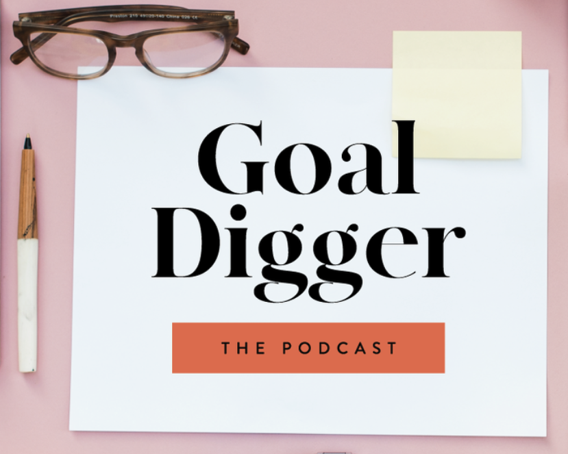 The Goal Digger Podcast - with Jenna Kutcher