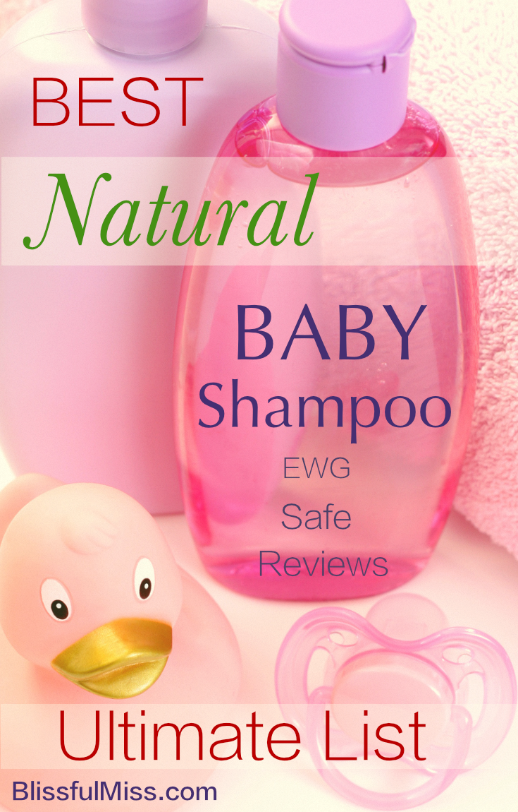 11 Best Natural Baby Shampoos Ewg Safe Reviews