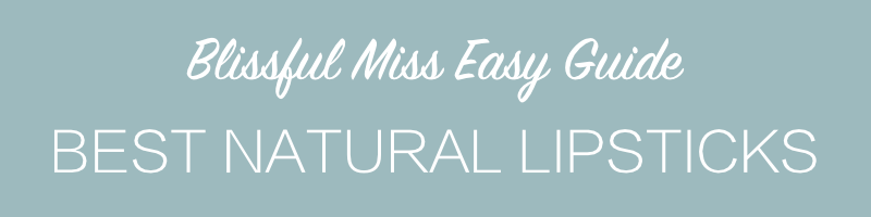 Get Luscious Lips without the Toxins! This Easy Reference List will tell you the most Awesome Lead Free Lipsticks. MAC Dupes, Matte, Cream, Sheer, Shiney … it's all here so you can pick a safe & natural lipstick and get on with your day already. Reviewed & EWG Rated. Another great Natural Product Guide from Blissful Miss.