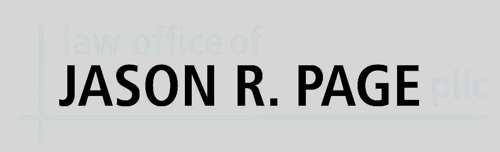 Law Office of Jason R. Page, PLLC