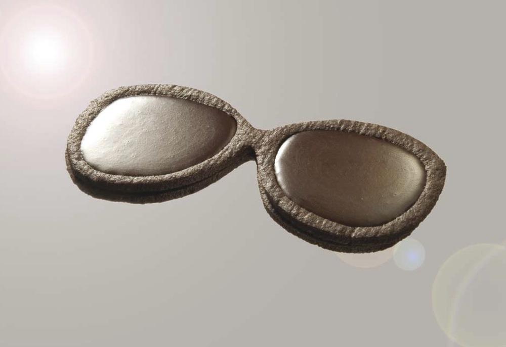 Photographie de Graziella Antonini pour ICONOfly, journal d'une paire de lunettes, 2007