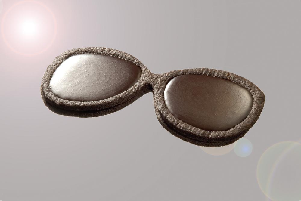 Photograph by Graziella Antonini  for ICONOfly, diary of Eyewear, 2007