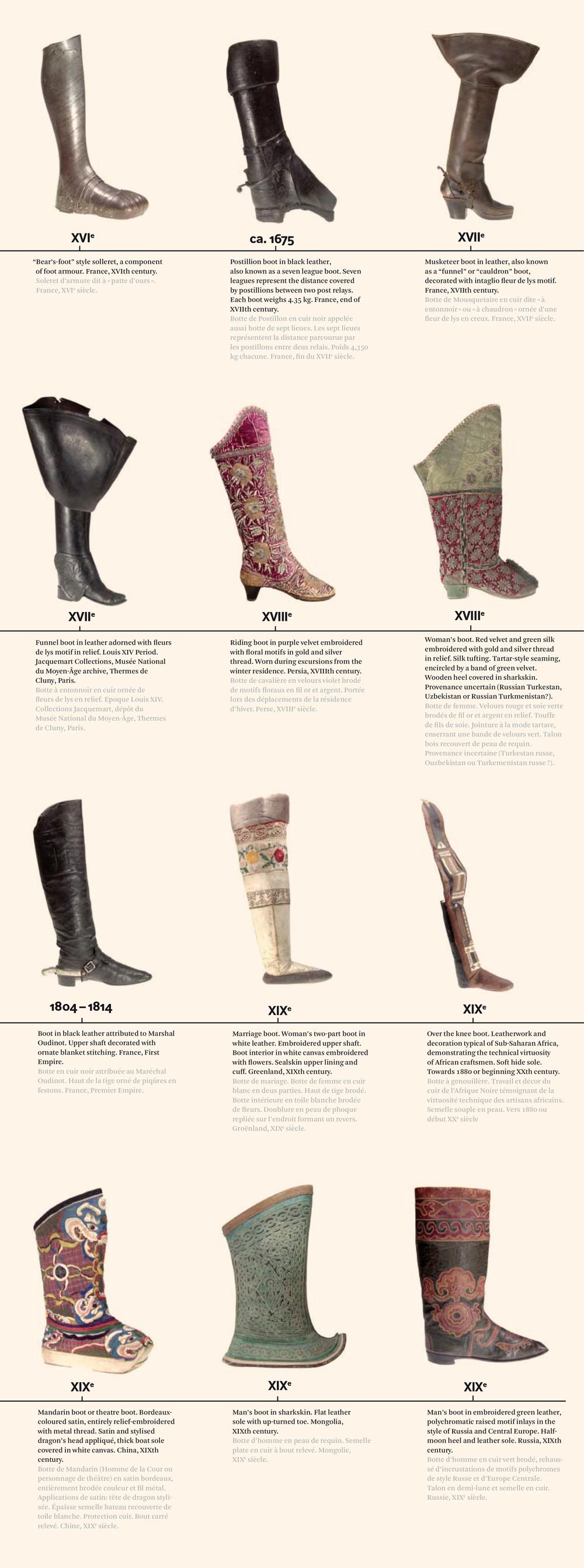 © Musée international de la chaussure T +33 (0)4 75 05 51 81 musee@ville-romans26.fr Crédit photographique © Christophe Villard