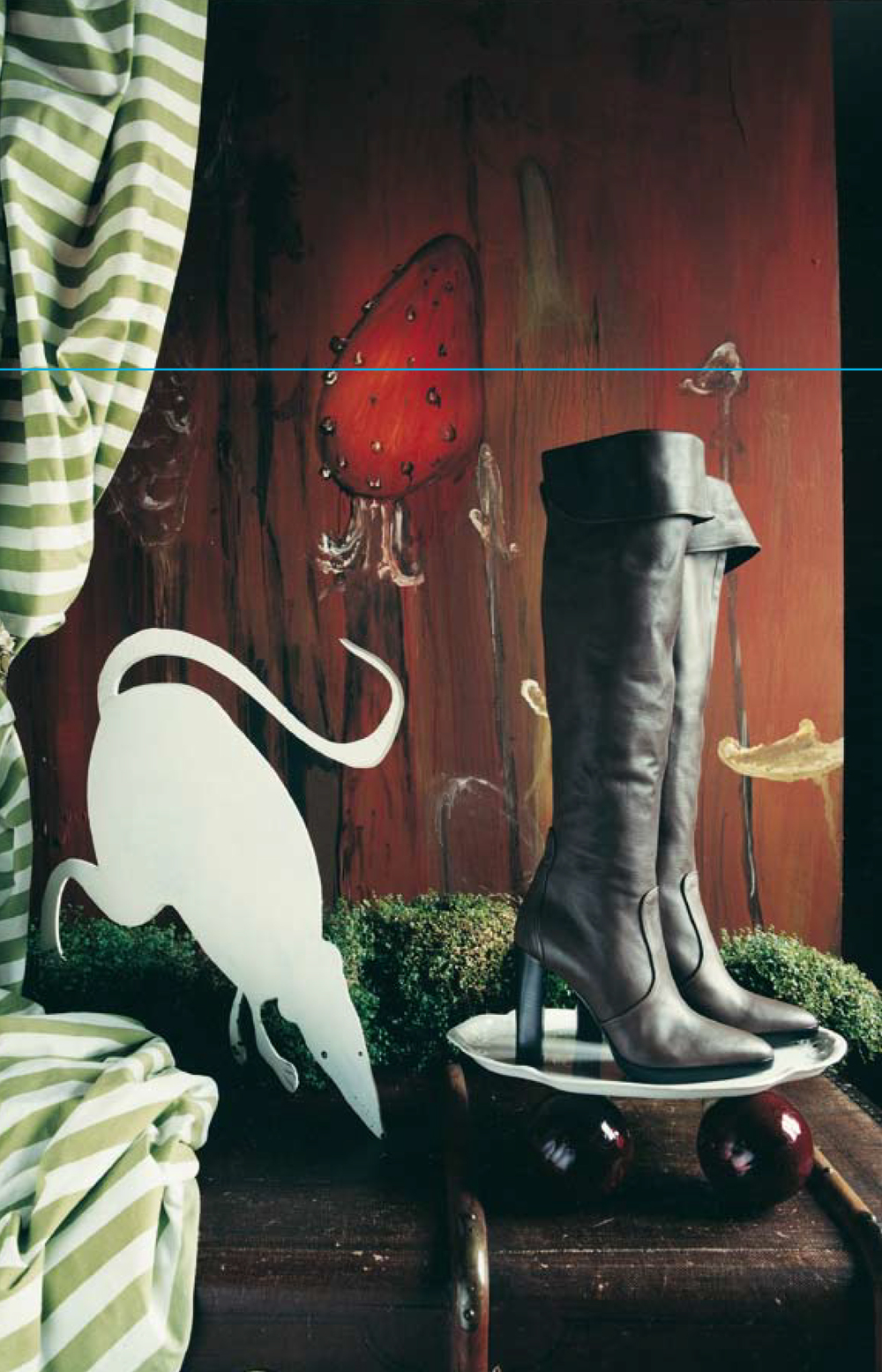 Hermès by Tine Drefahl for ICONOfly, 2008
