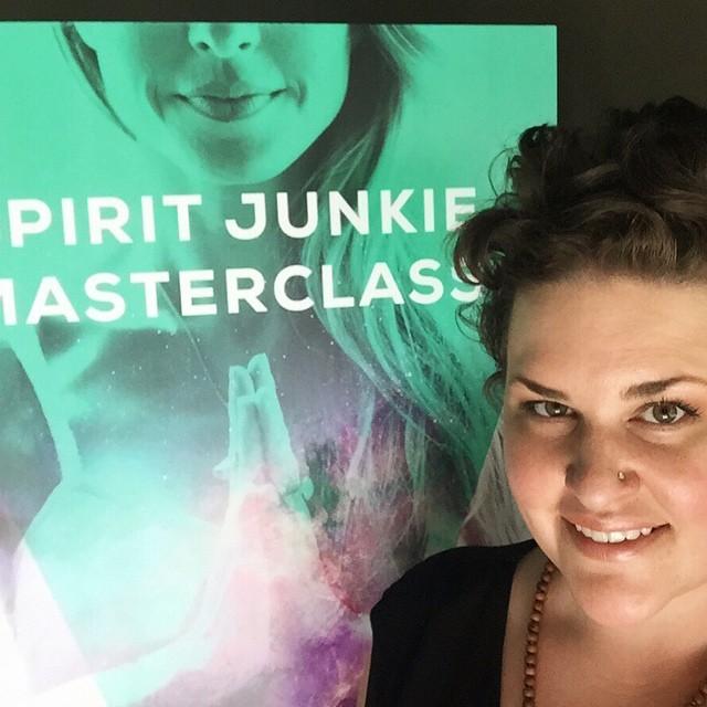 Spirit Junkie certified, yo!