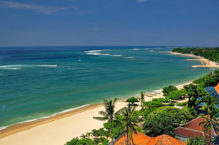 Sanur, photo courtesy of Creative Commons License